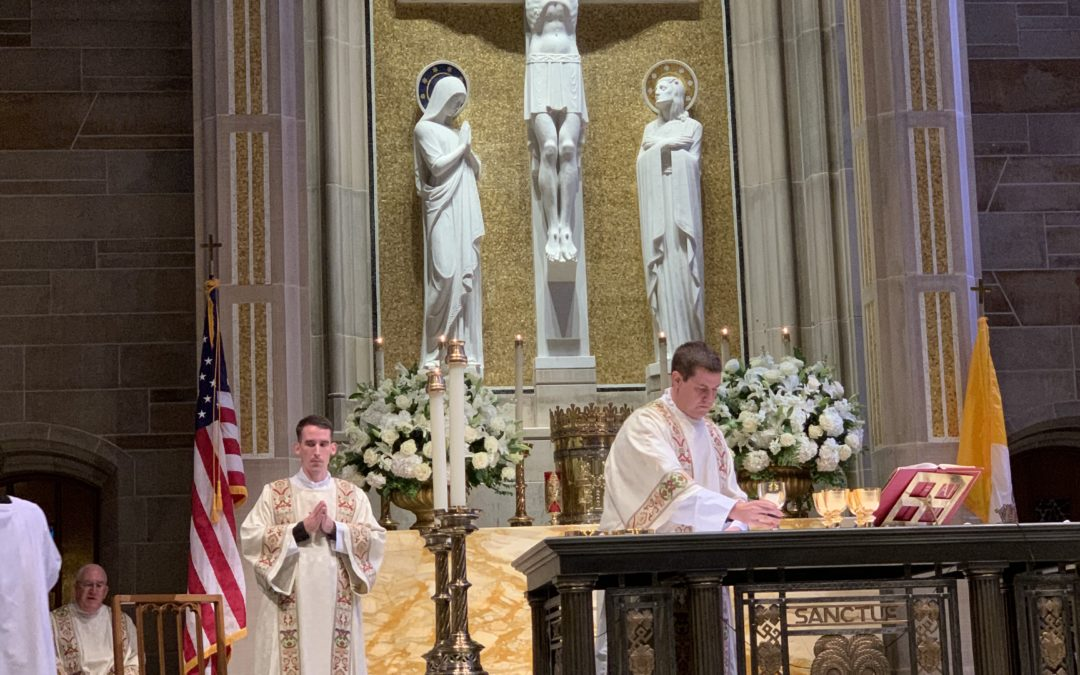 Thoughts before Diaconate Ordination