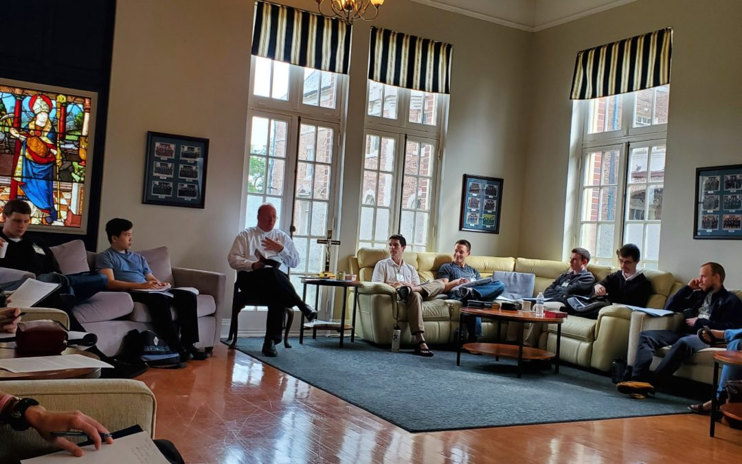 Seminarians Reflect on a Summer with COVID-19